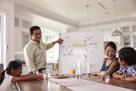 feature post image for Mit Wochenplanung zur organisierten und ausgeglichenen Familie