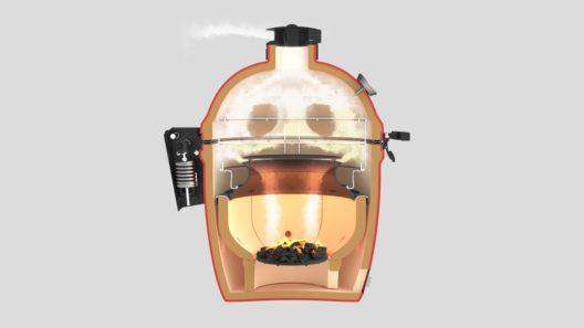 The SloRoller Hyperbolic Smoke Chamber