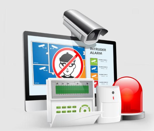 Rundum geschützt vor Einbrüchen (Bild: Black Jack - shutterstock.com)