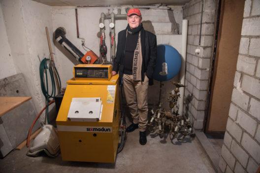 In der etappenweisen Sanierung fand Alex Häne ein Projekt für die Zeit nach seiner Pensionierung. Seither hat er unzählige Stunden und viel Kapital investiert.