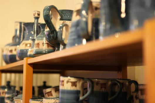 Schmuckvolle Weintassen aus dem Tessin (Bild: Mr. Higher - shutterstock.com)